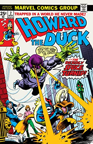 Howard the Duck (1976-1979) #2