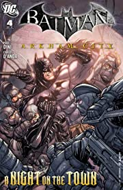 Batman: Arkham City #4