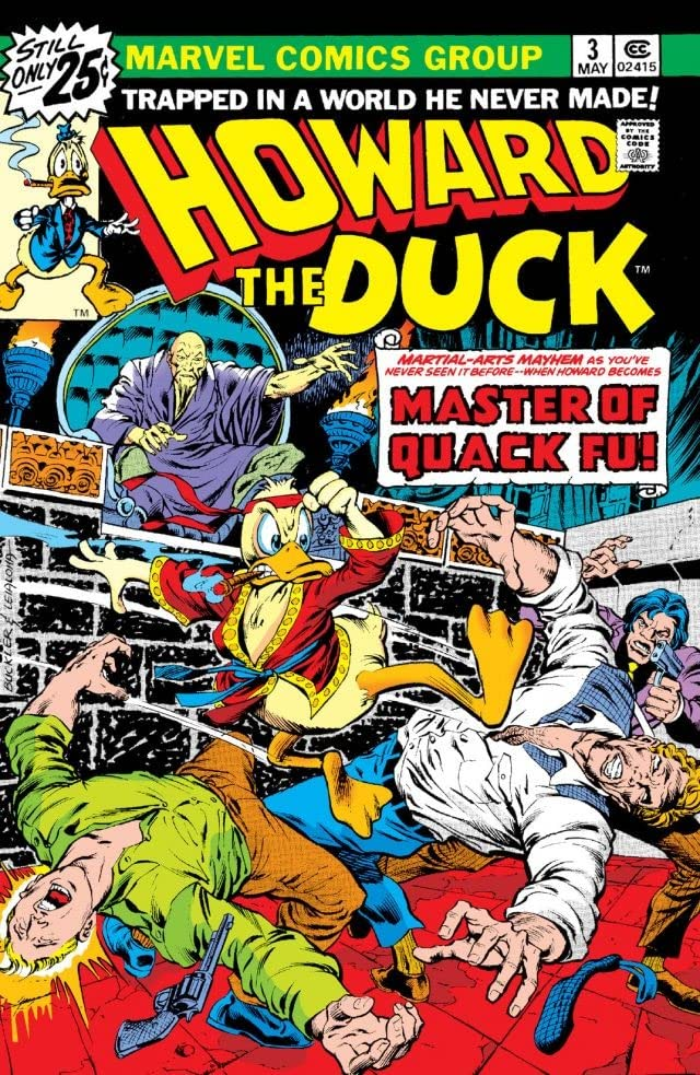 Howard the Duck (1976-1979) #3