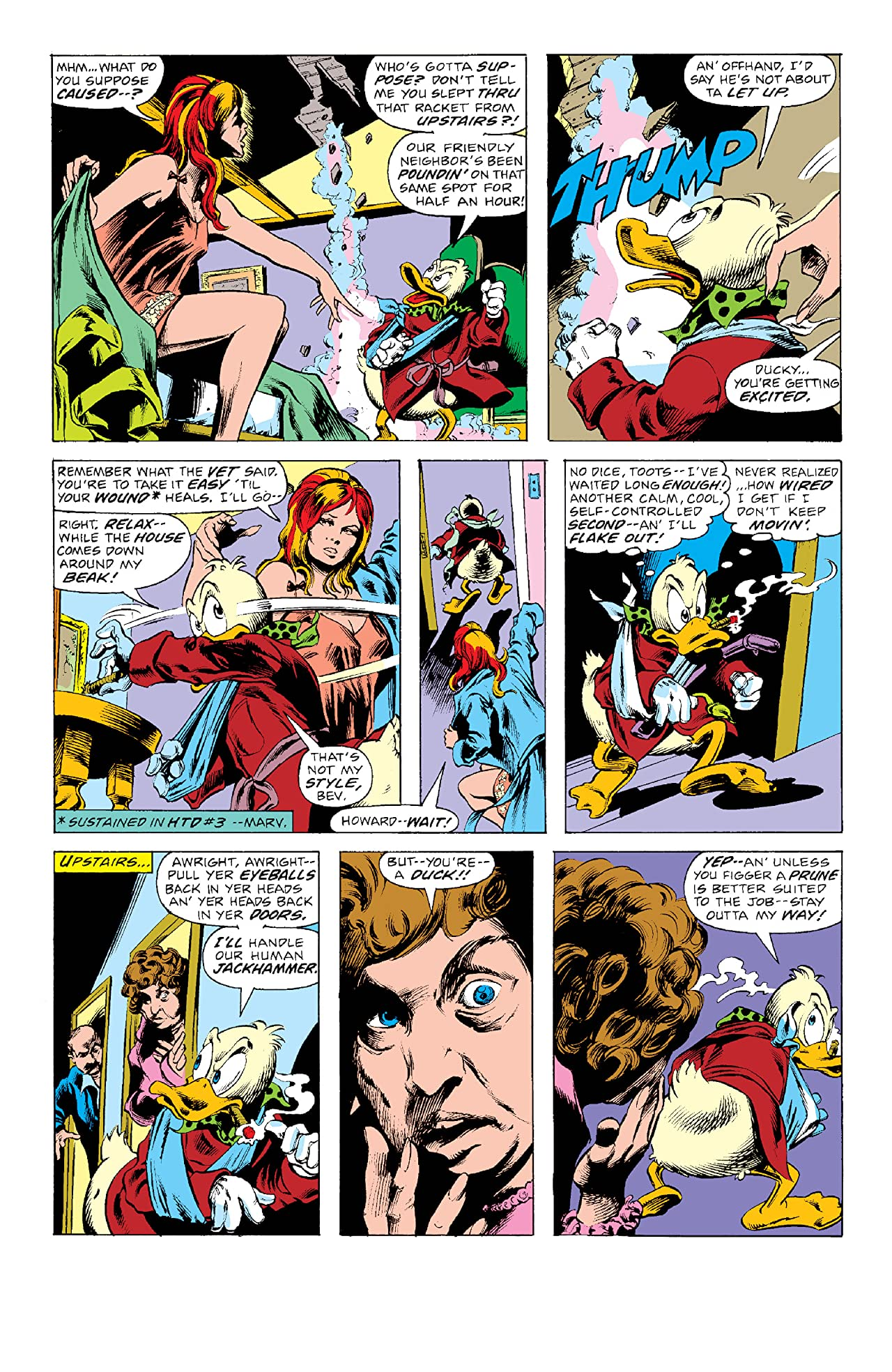 Howard the Duck (1976-1979) #4