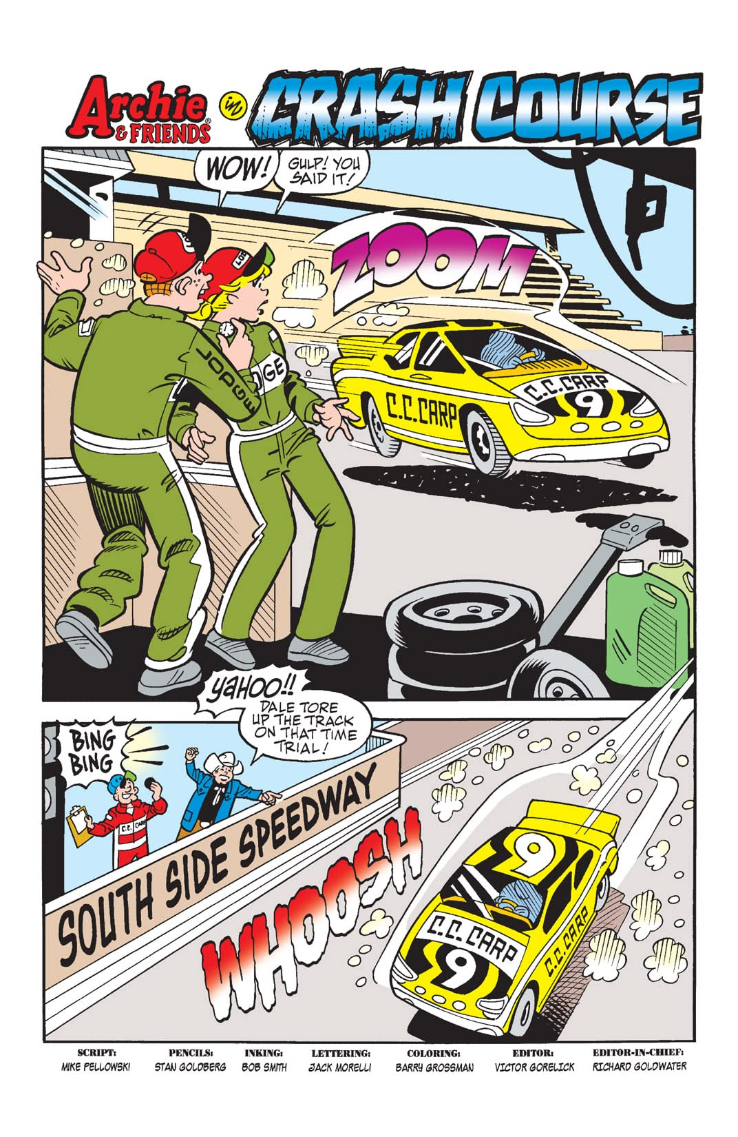 Archie & Friends #112