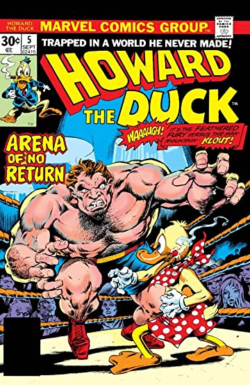 Howard the Duck (1976-1979) #5