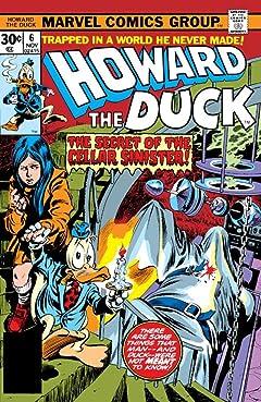 Howard the Duck (1976-1979) #6