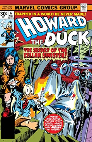 Howard the Duck (1976-1979) #6