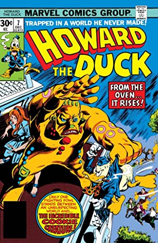 Howard the Duck (1976-1979) #7