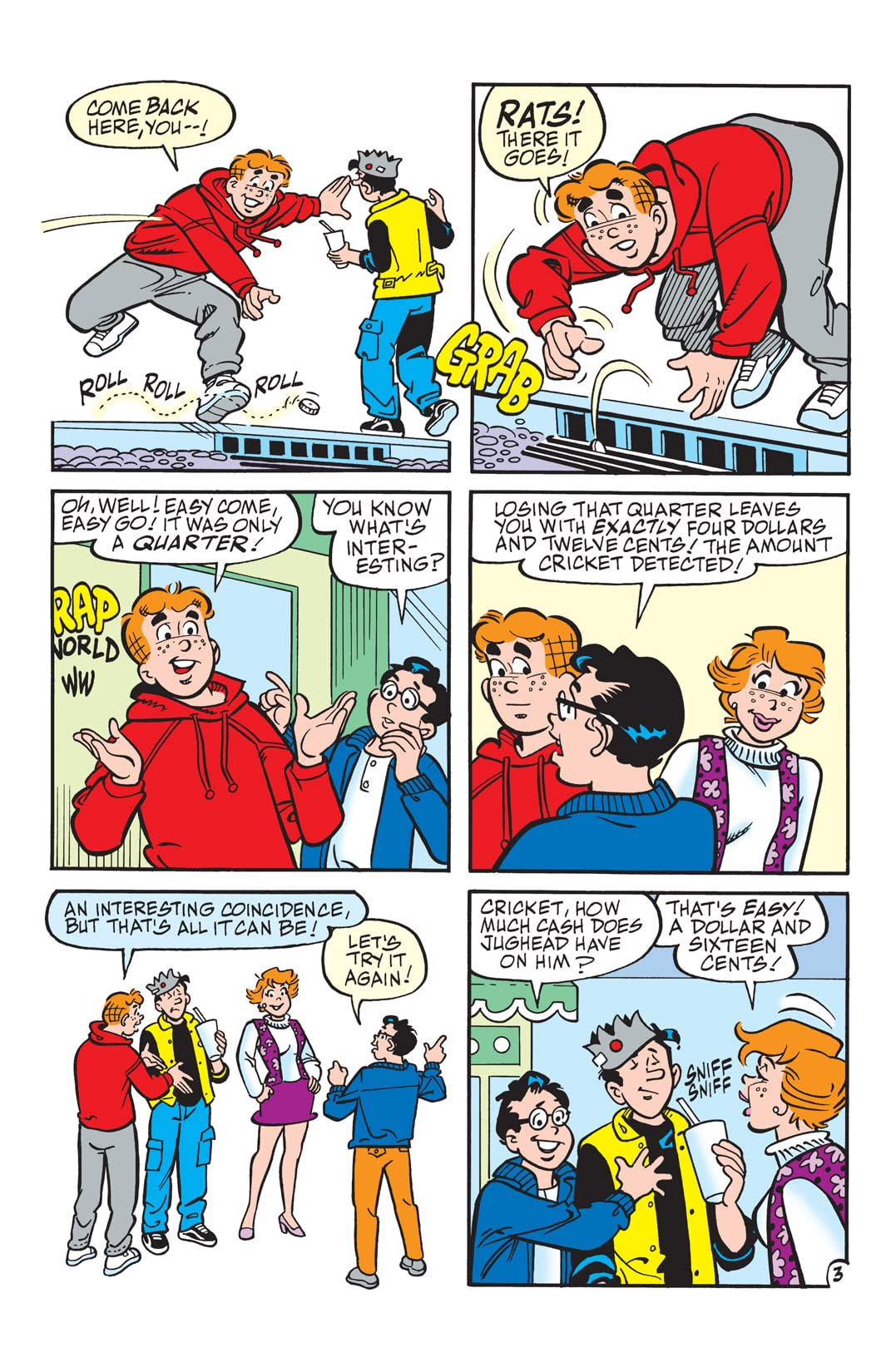 Archie & Friends #114