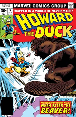 Howard the Duck (1976-1979) #9