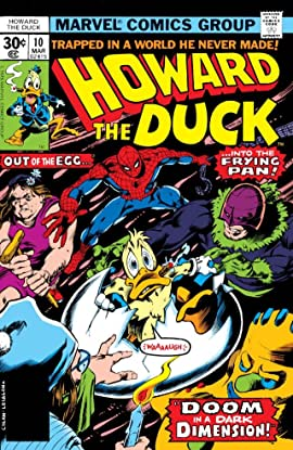 Howard the Duck (1976-1979) #10