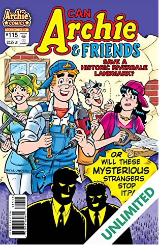 Archie & Friends #115