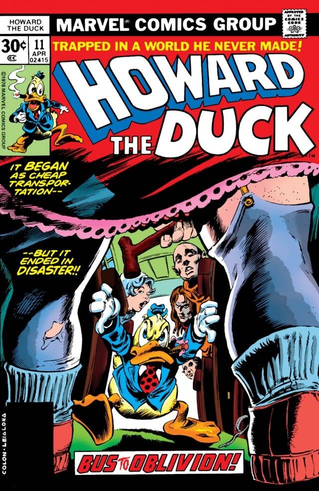 Howard the Duck (1976-1979) #11
