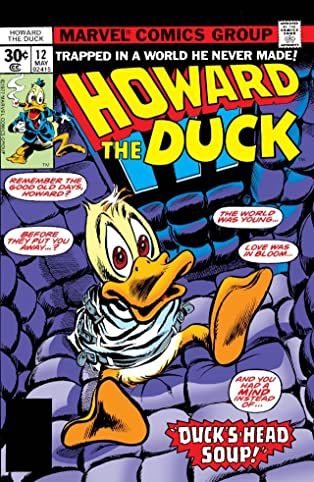 Howard the Duck (1976-1979) #12