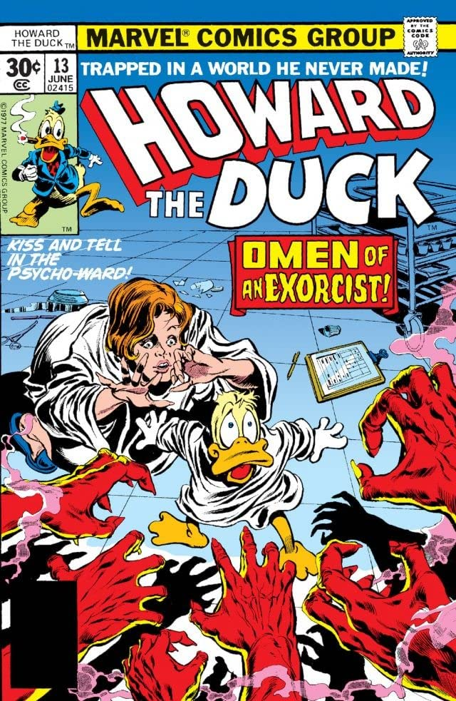 Howard the Duck (1976-1979) #13