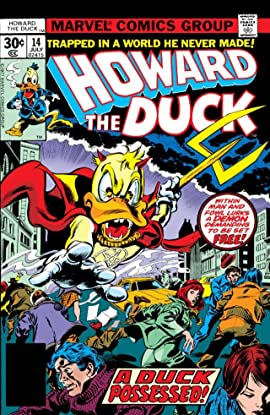 Howard the Duck (1976-1979) #14