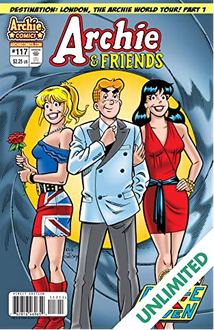 Archie & Friends #117