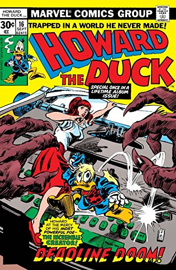 Howard the Duck (1976-1979) #16
