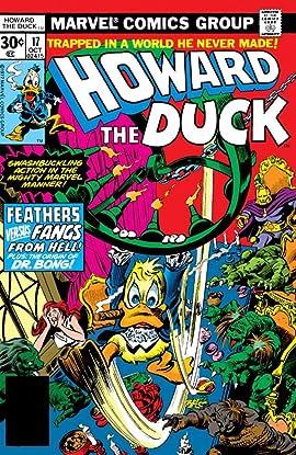 Howard the Duck (1976-1979) #17