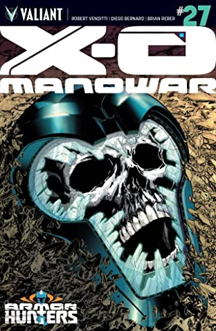X-O Manowar (2012- ) #27: Digital Exclusives Edition
