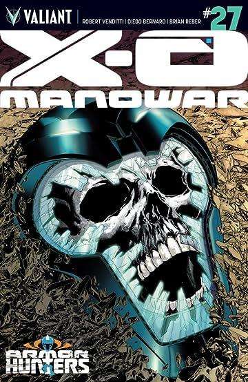 X-O Manowar (2012- ) No.27: Digital Exclusives Edition
