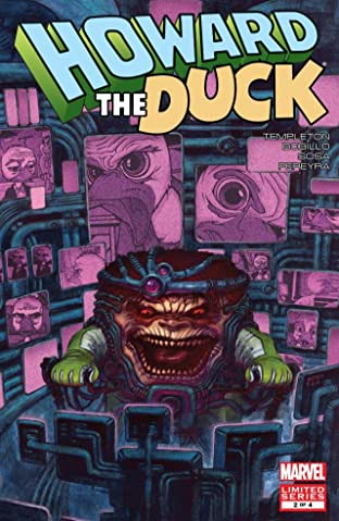 Howard the Duck (2007-2008) #2 (of 4)