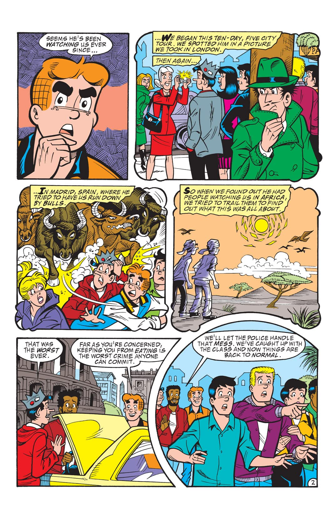 Archie & Friends #120