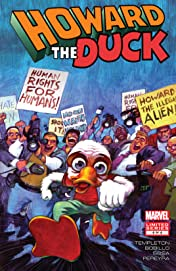 Howard the Duck (2007-2008) #4 (of 4)