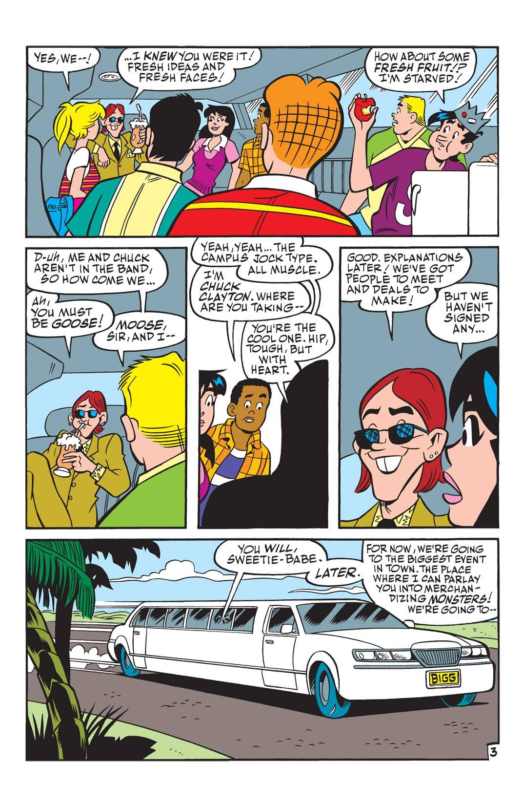 Archie & Friends #121