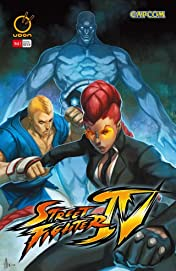Street Fighter IV Vol. 1: Wages of Sin