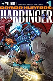 Armor Hunters: Harbinger (2014) #1 (of 3): Digital Exclusives Edition