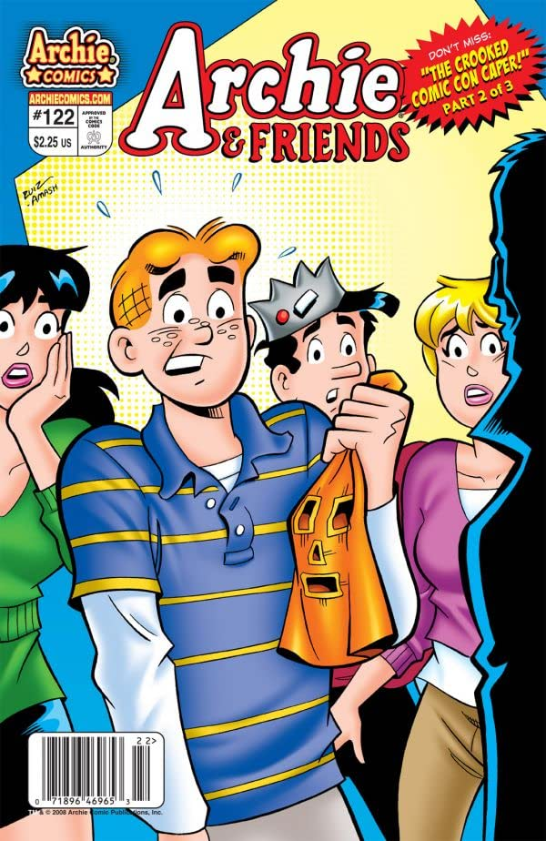 Archie & Friends #122
