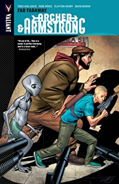 Archer & Armstrong Tome 3: Far Faraway