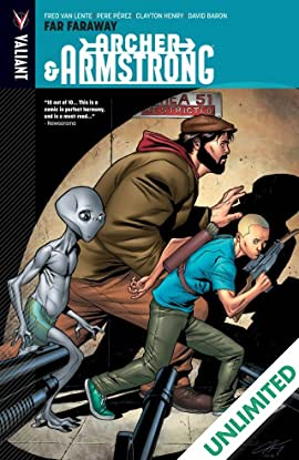 Archer & Armstrong Vol. 3: Far Faraway