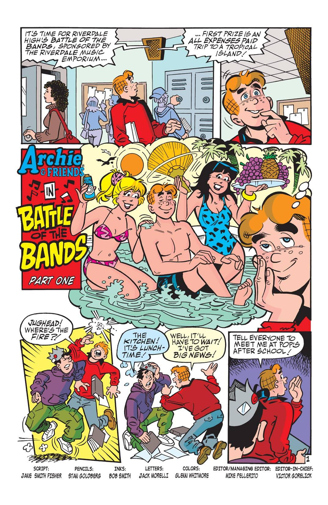 Archie & Friends #124