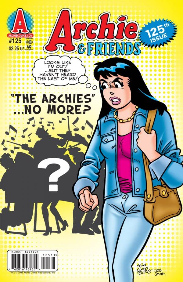 Archie & Friends #125