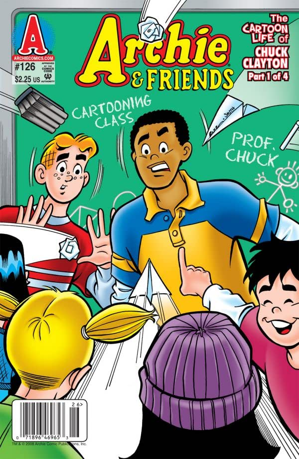 Archie & Friends #126