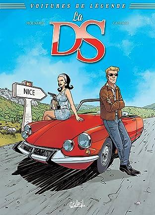 Voitures de légende Vol. 1: La DS