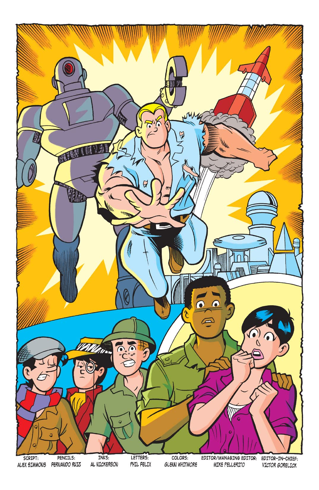 Archie & Friends #128