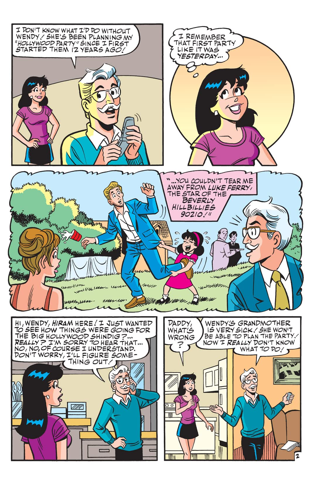Archie & Friends #130
