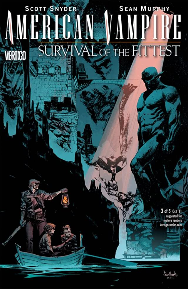 American Vampire: Survival of the Fittest #3