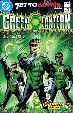 DC Retroactive: Green Lantern - the 80s No.1