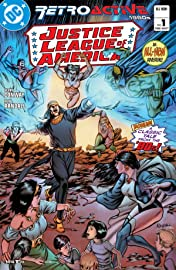 DC Retroactive: Justice League of America - the 80s #1