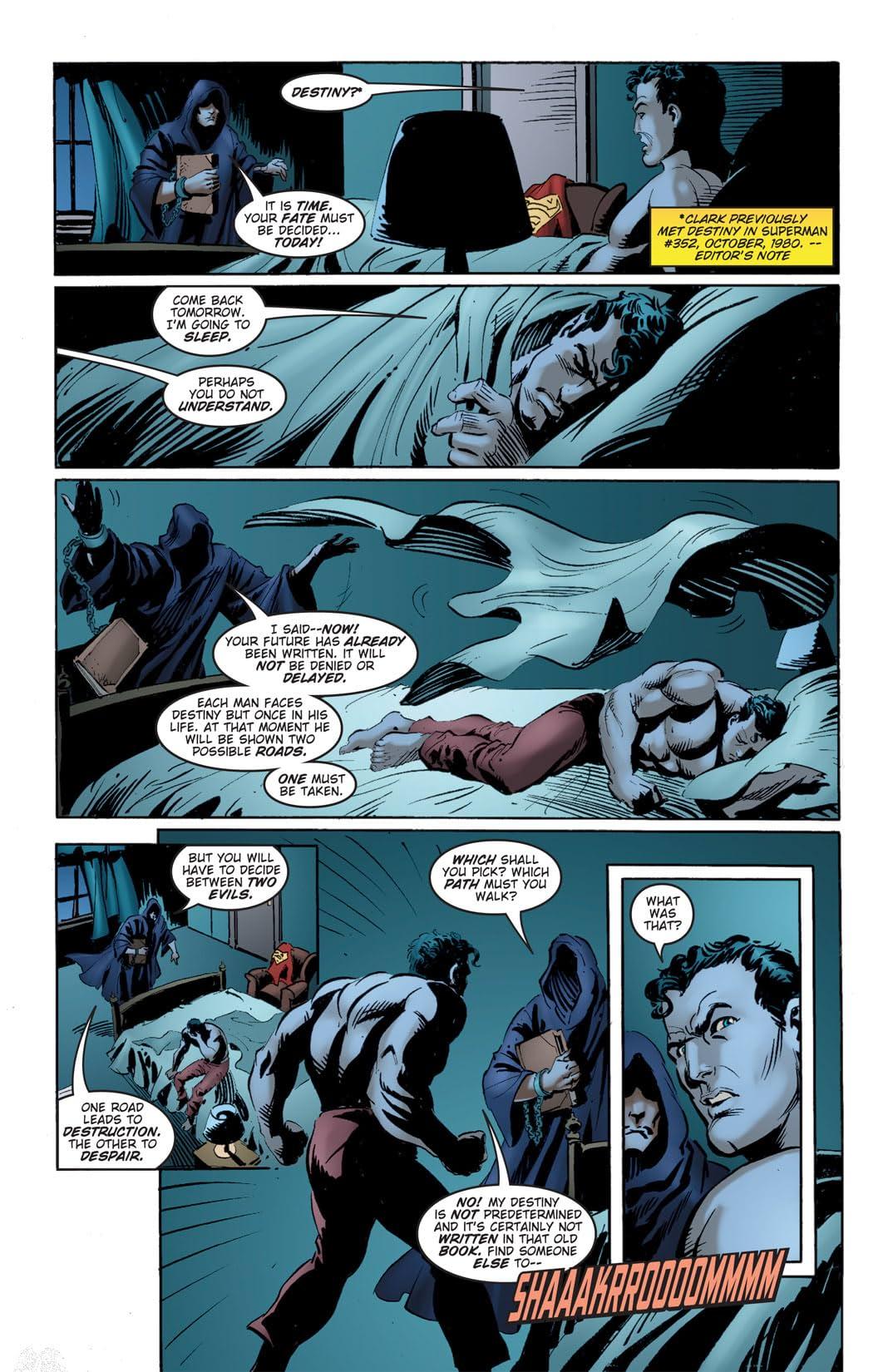 DC Retroactive: Superman - the 80s #1