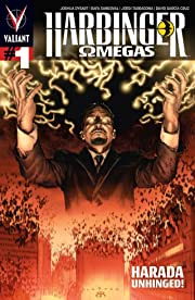 Harbinger: Omegas #1 (of 3): Digital Exclusives Edition