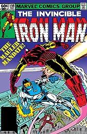 Iron Man (1968-1996) #156