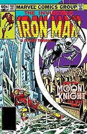 Iron Man (1968-1996) #161