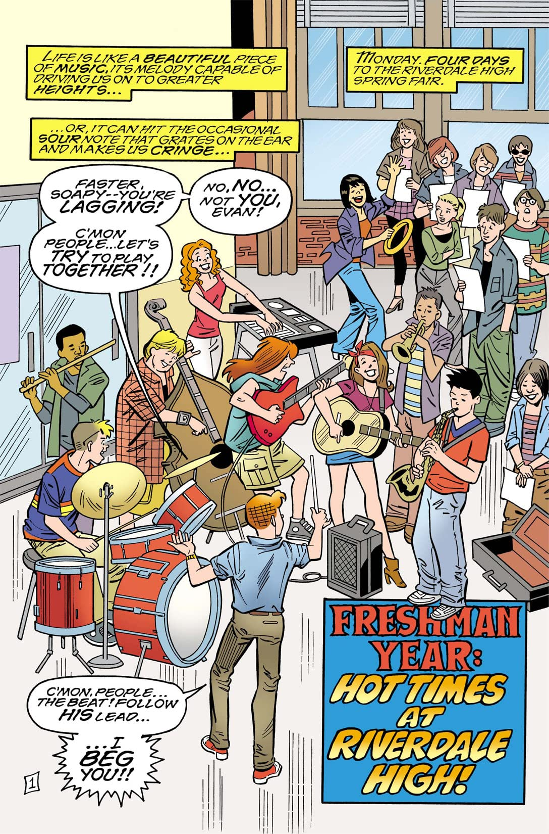 Archie Marries Betty #12