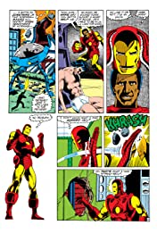 Iron Man (1968-1996) #170