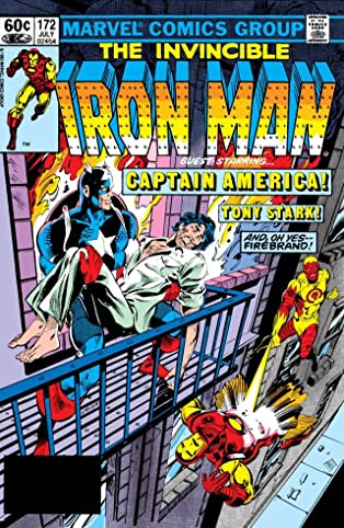 Iron Man (1968-1996) #172
