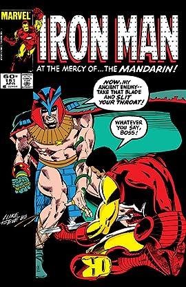 Iron Man (1968-1996) #181