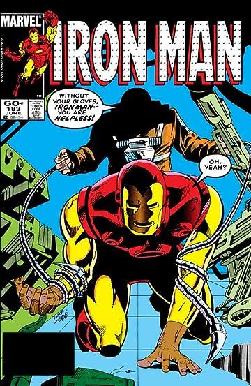 Iron Man (1968-1996) #183