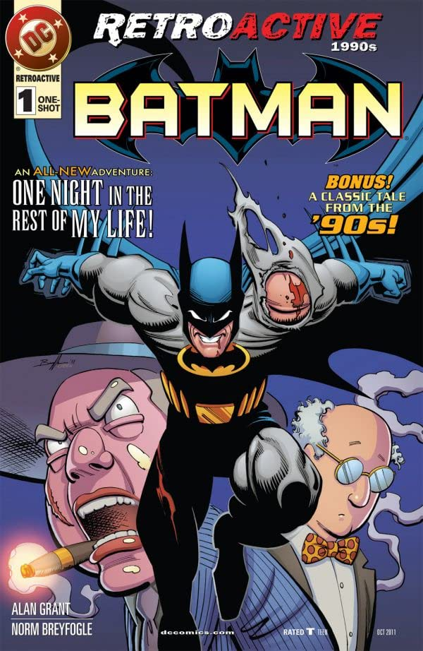 DC Retroactive: Batman - the 90s #1